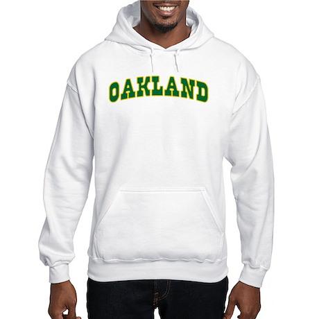 OAKLAND Hooded Sweatshirt