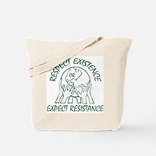Cute Resistance Tote Bag