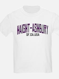 HAIGHT ASHBURY SF Kids T-Shirt