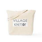 Village Knitiot Tote Bag