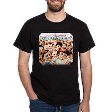 Little Orphans Cigar Label T-Shirt