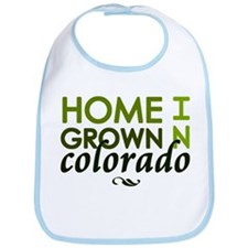 'Home Grown In Colorado' Bib