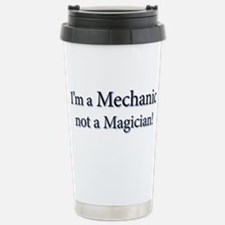 I'm a Mechanic not a Magician! Stainless Steel Tra