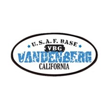 Vandenberg Air Force Base Patches