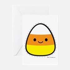 Cute Candy Corn Greeting Cards (Pk of 10)