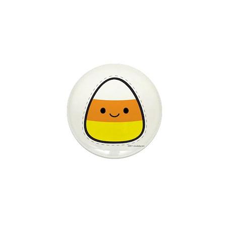 Cute Candy Corn Mini Button (10 pack)