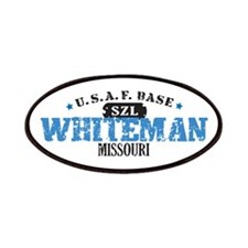 Whiteman Air Force Base Patches