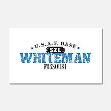 Whiteman Air Force Base Car Magnet 20 x 12