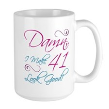 41st Birthday Humor Mug