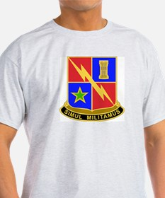 DUI - 1st BCT - Special Troops Battalion T-Shirt