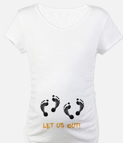 Let Us Out Shirt