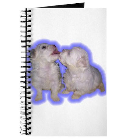 Puppy Kisses Journal