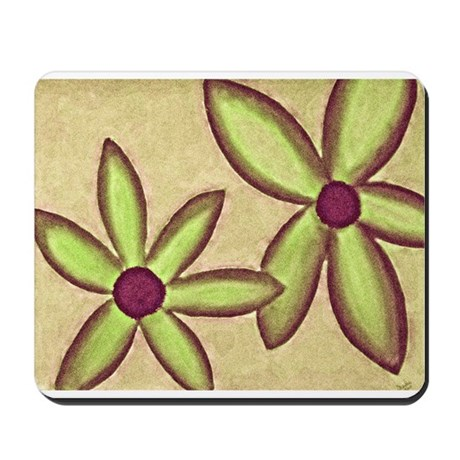 The Sweet Pea Collection Mousepad