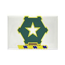 DUI - 1st Bn - 36th Infantry Regt Rectangle Magnet