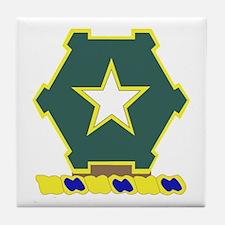 DUI - 1st Bn - 36th Infantry Regt Tile Coaster