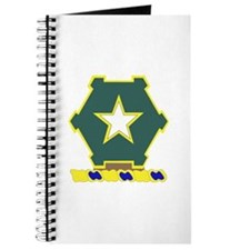 DUI - 1st Bn - 36th Infantry Regt Journal