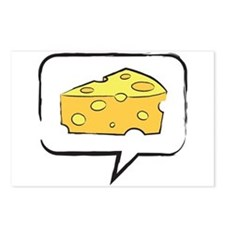 """WTD: Say """"CHEESE"""" Postcards (Package of 8)"""