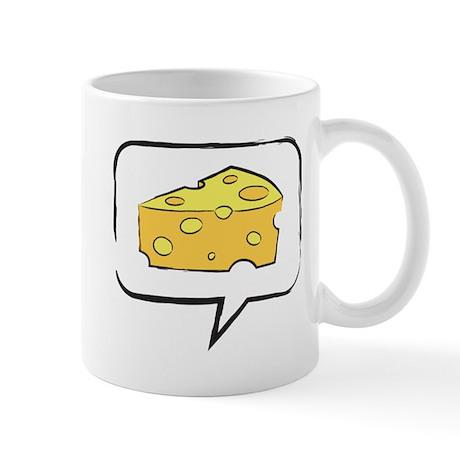 """WTD: Say """"CHEESE"""" Mug"""