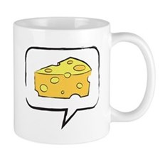 "WTD: Say ""CHEESE"" Mug"