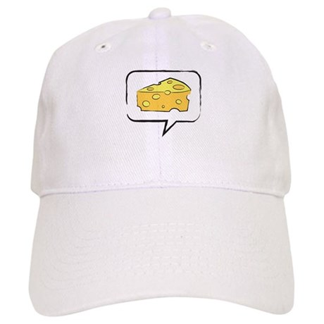 "WTD: Say ""CHEESE"" Cap"