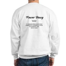 tower dawg - definition - Sweatshirt