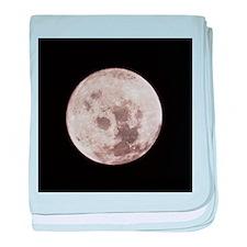 Moon Me baby blanket
