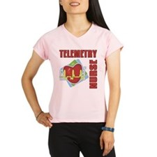 Telemetry Nurse Performance Dry T-Shirt