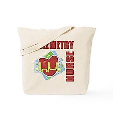 Telemetry Nurse Tote Bag