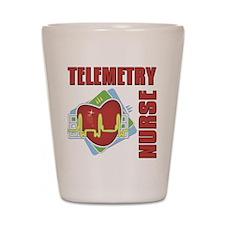 Telemetry Nurse Shot Glass