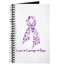 Lupus Awareness Butterfly Journal