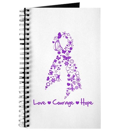 Lupus Awareness Butterfly Journal