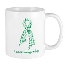 Liver Disease Butterfly Mug