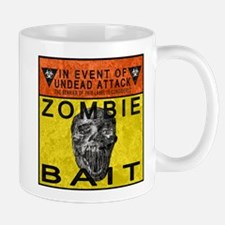 Zombie Bait Label Mug