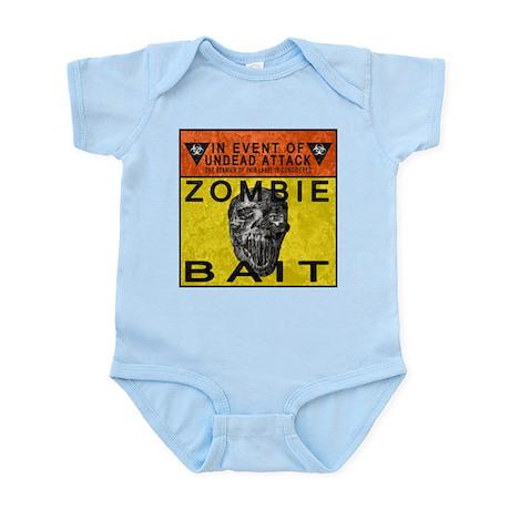 Zombie Bait Label Infant Bodysuit