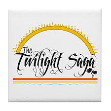 Isle Twilight Tile Coaster