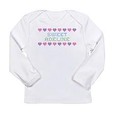 Sweet ADELINE Long Sleeve Infant T-Shirt