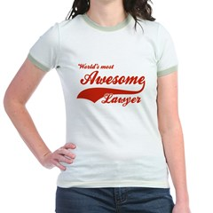 World's Most Awesome Lawyer T