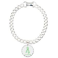 Butterfly Cerebral Palsy Charm Bracelet, One Charm