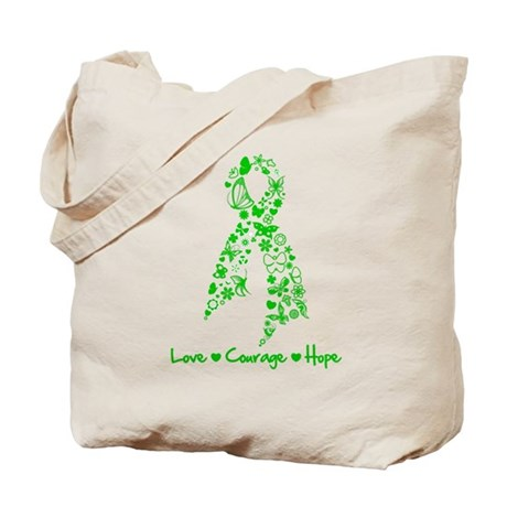 Butterfly Cerebral Palsy Tote Bag