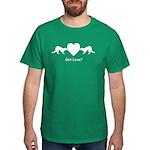 Heart Tug white-green T-Shirt