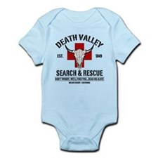 DEATH VALLEY SEARCH & RESCUE Infant Bodysuit
