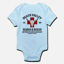DEATH VALLEY SEARCH & RESCUE Infant Bodysuit