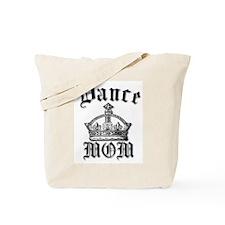 Cute Dance mom Tote Bag