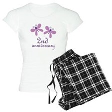2nd Anniversary (Wedding) Pajamas