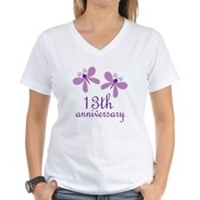 13th Anniversary (Wedding) Shirt