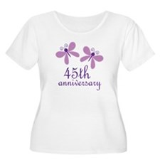 45th Anniversary (Wedding) T-Shirt