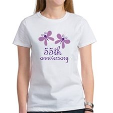 55th Anniversary (Wedding) Tee