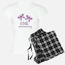 65th Anniversary (Wedding) Pajamas