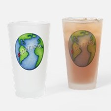Global #OccupyTogether - Drinking Glass