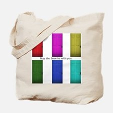 May the Farce Be With You Tote Bag